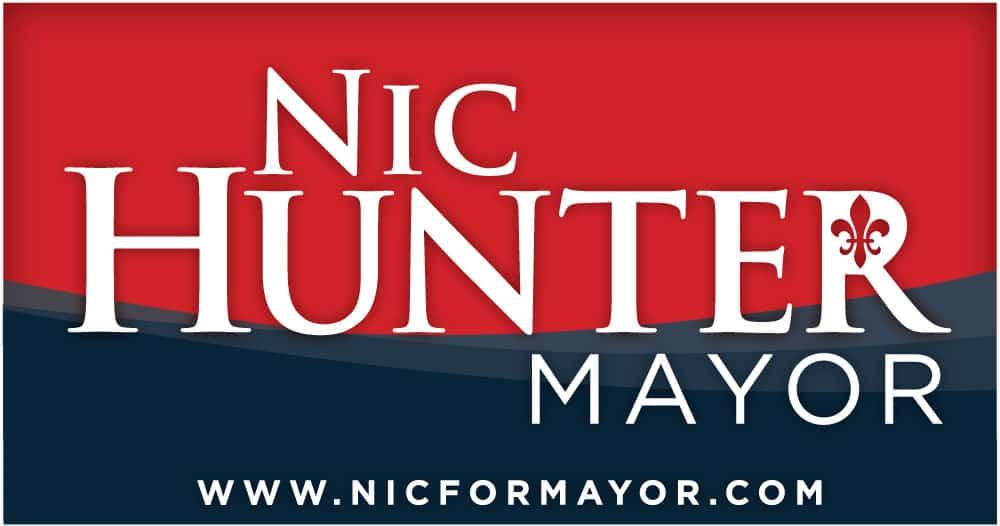 Nic Hunter For Mayor